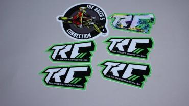 TRC Sticker Kit