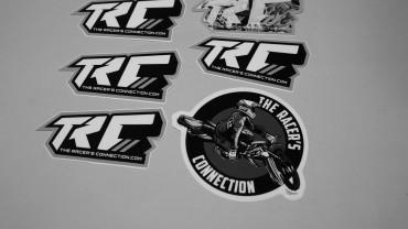 TRC Sticker Kit