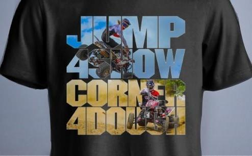 Jump For Show Corner For Dough ATV